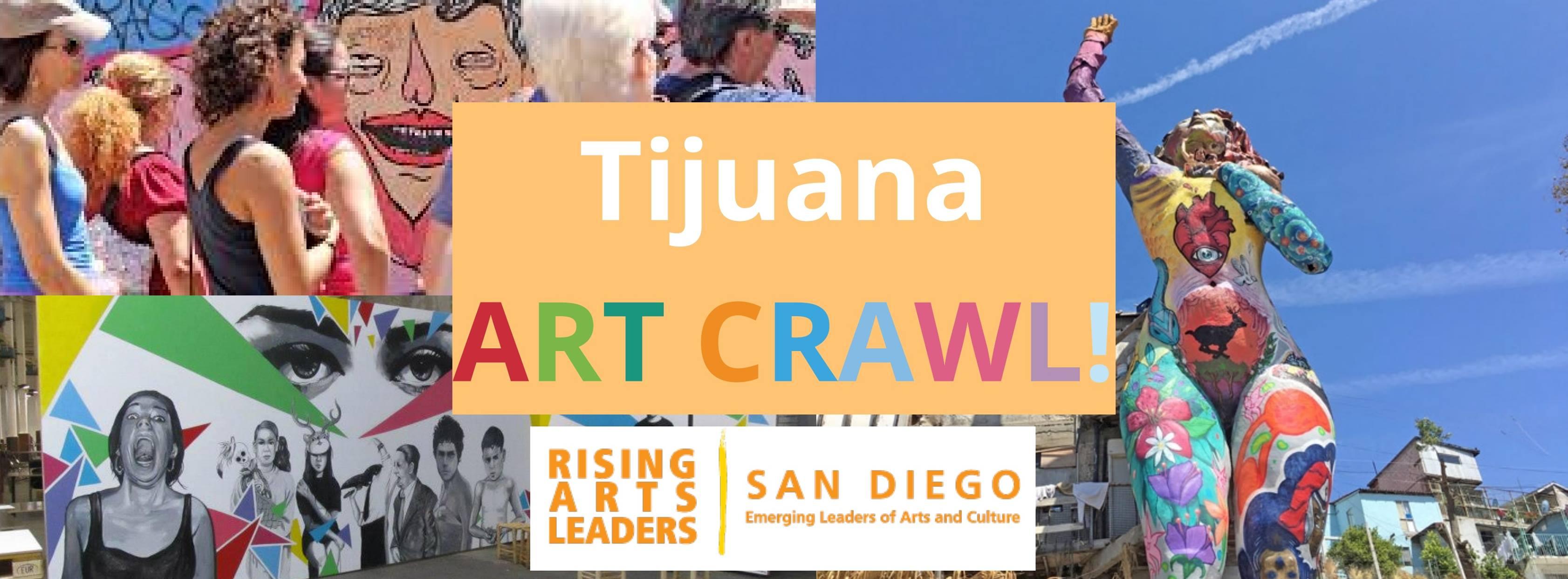 Rising Arts Leaders TJ Art Crawl