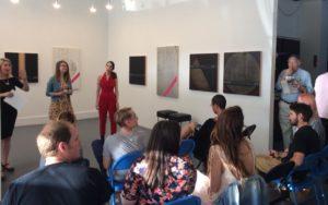 Advocacy Studio Visit 2018