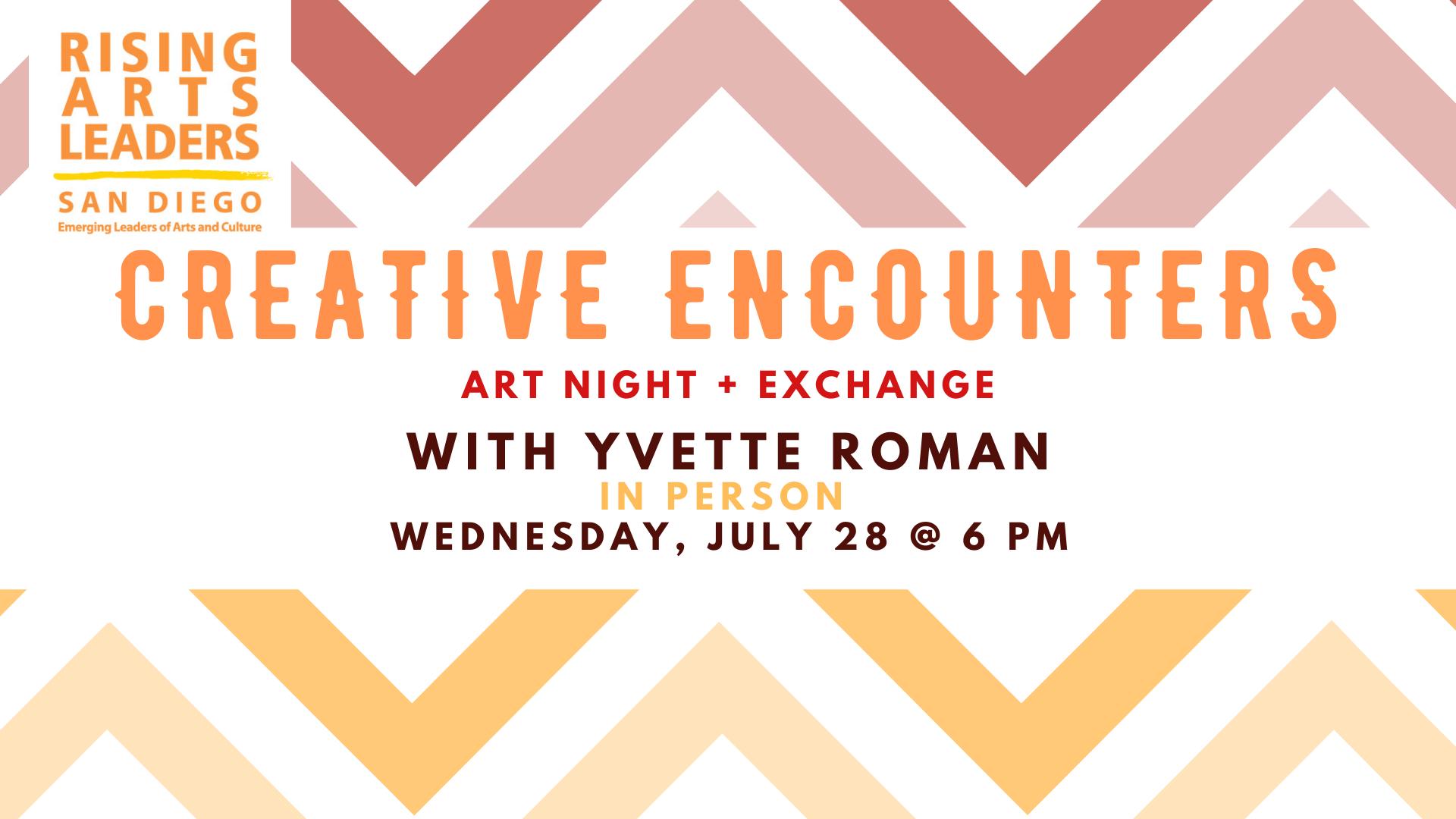 Creative Encounters